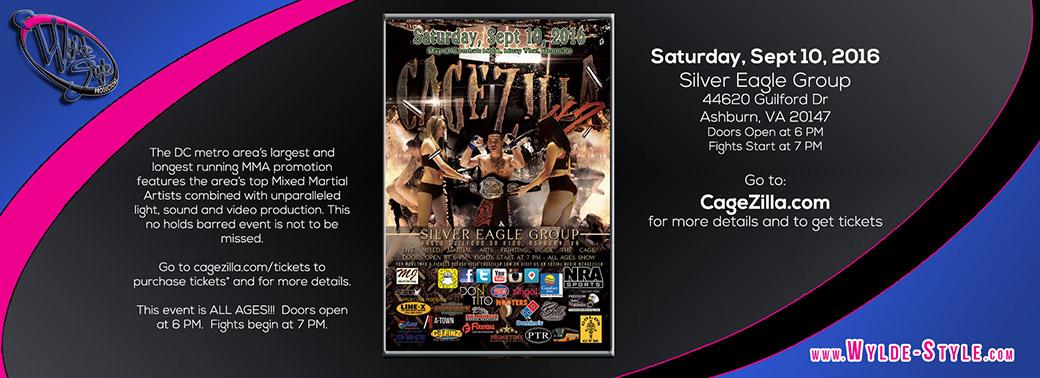 CageZilla 42- cagezilla.com